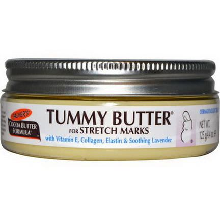 Palmer's, Cocoa Butter Formula, Tummy Butter, For Stretch Marks 125g