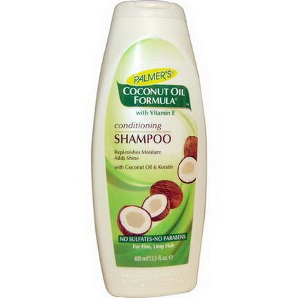 Palmer's, Coconut Oil Formula Conditioning Shampoo 400ml