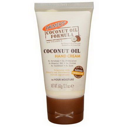 Palmer's, Coconut Oil, Hand Cream 60g