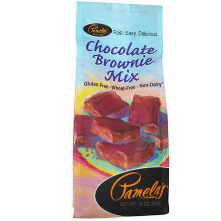 Pamela's Products, Chocolate Brownie Mix 454g