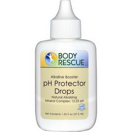 Peelu, Body Rescue, pH Protector Drops 37.5ml