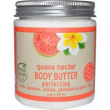 Petal Fresh, Body Butter, Perfecting, Guava Nectar 237ml