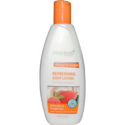 Petal Fresh, Refreshing Body Lotion, Mango&Guava 300ml