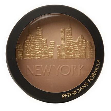 Physician's Formula, Inc. City Glow, Daily Defense Bronzer, SPF 30, New York 11g