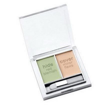 Physician's Formula, Inc. Concealer 101, Perfect Concealer Duo, Green/Light 7.4g