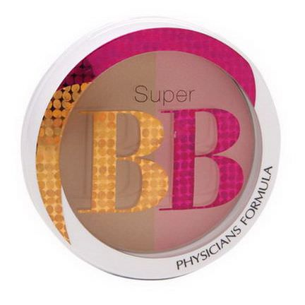 Physician's Formula, Inc. Super BB, All-in-1 Beauty Balm, Bronzer&Blush, SPF 30, Light 8.4g