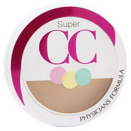 Physician's Formula, Inc. Super CC, Color-Correction Care, SPF 30, Light 8g