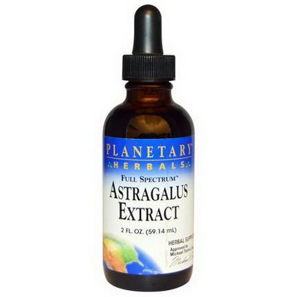 Planetary Herbals, Full Spectrum, Astragalus Extract 59.14ml