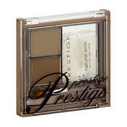Prestige Cosmetics, Brow Shaping Studio, Light/Medium 2.9g