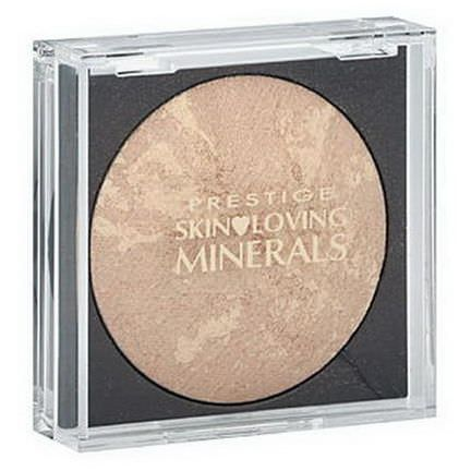 Prestige Cosmetics, Sun Baked Mineral Bronzing Powder, Pure Shimmer 8g