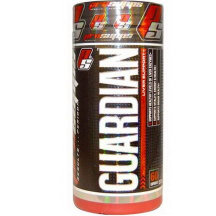 ProSupps, Guardian, Liver Support +, 60 Capsules