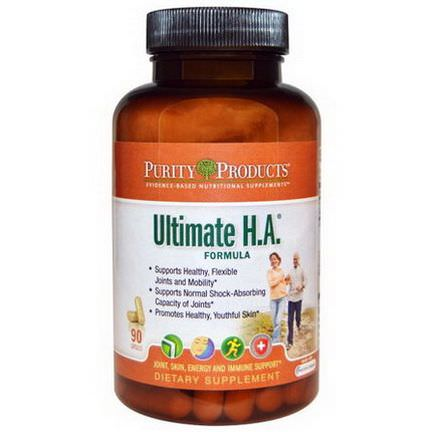 Purity Products, Ultimate H.A. Formula, 90 Capsules