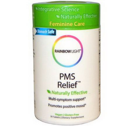 Rainbow Light, PMS Relief, 30 Tablets