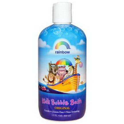 Rainbow Research, Kid's Bubble Bath, Original 360ml