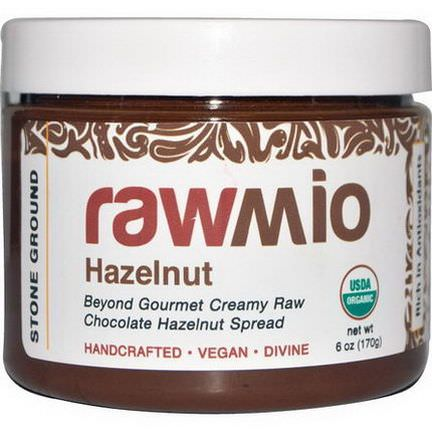Rawmio, Chocolate Hazelnut Spread 170g