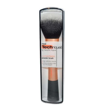 Real Techniques by Samantha Chapman, Your Base/Flawless Powder Brush, 1 Brush