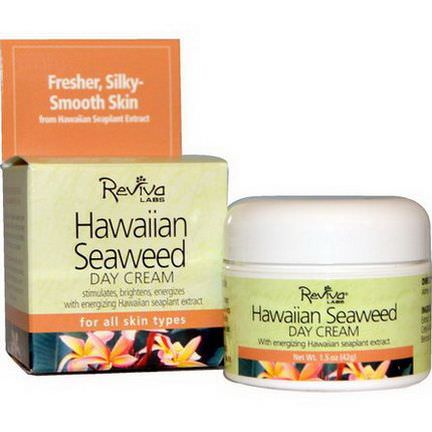 Reviva Labs, Hawaiian Seaweed Day Cream 42g