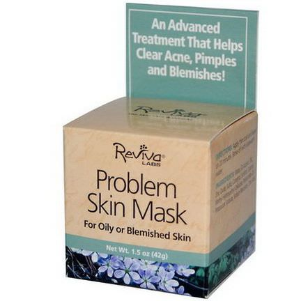 Reviva Labs, Problem Skin Mask 42g