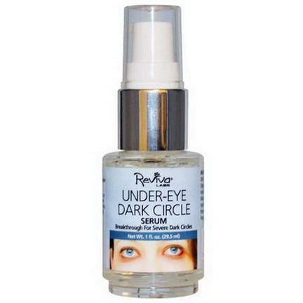 Reviva Labs, Under-Eye Dark Circle Serum 29.5ml