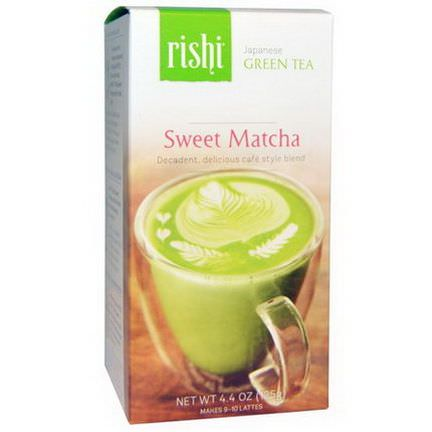 Rishi Tea, Japanese Green Tea, Sweet Matcha 125g