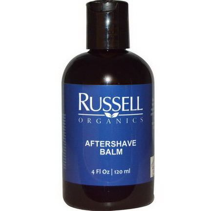 Russell Organics, After Shave Balm 120ml