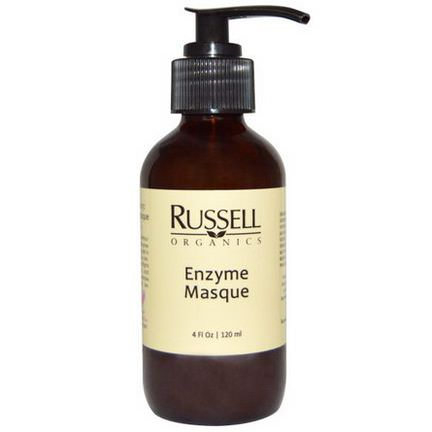 Russell Organics, Enzyme Masque 120ml