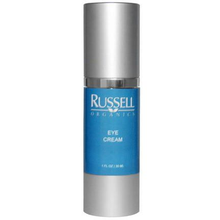 Russell Organics, Eye Cream 30ml