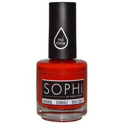 SOPHi by Piggy Paint, Nail Polish, Red Bottom Stilettos 15ml