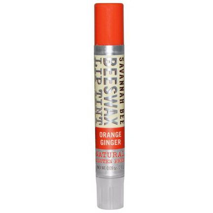 Savannah Bee Company Inc, Lip Tint, Orange Ginger 2.6g