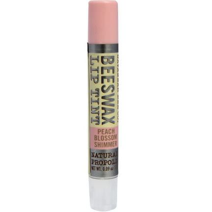 Savannah Bee Company Inc, Lip Tint, Peach Blossom Shimmer 2.6g