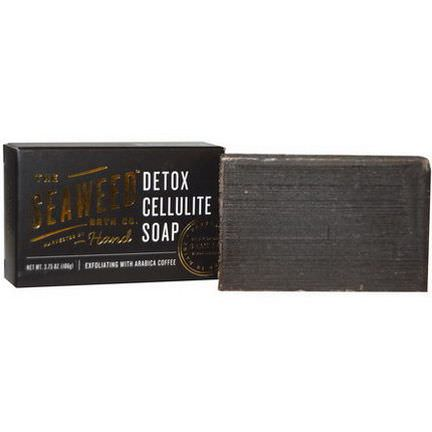 Seaweed Bath Co. Detox Cellulite Soap 106g