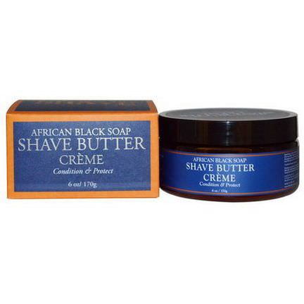 Shea Moisture, African Black Soap Shave Butter Creme 170g