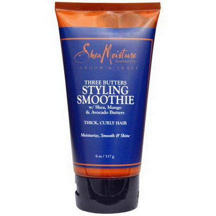 Shea Moisture, Three Butters Styling Smoothie 117g