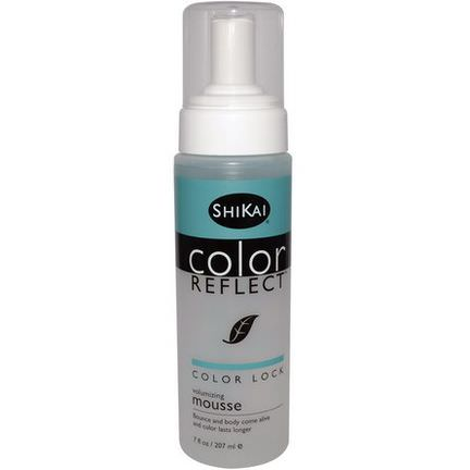 Shikai, Color Reflect, Color Lock, Volumizing Mousse 207ml
