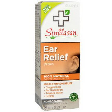 Similasan, Ear Relief, Ear Drops 10ml