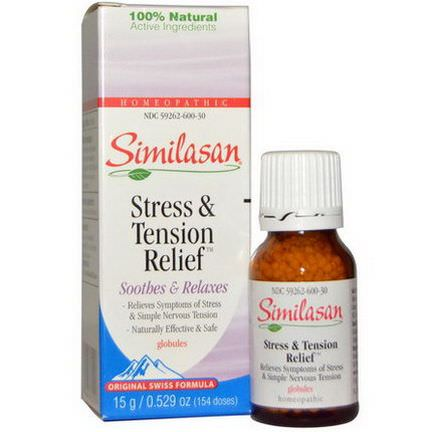 Similasan, Stress&Tension Relief 15g