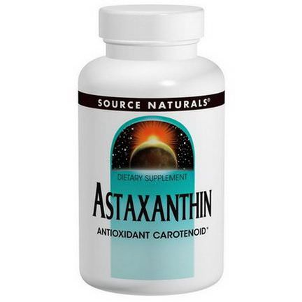 Source Naturals, Astaxanthin, 2mg, 120 Softgels