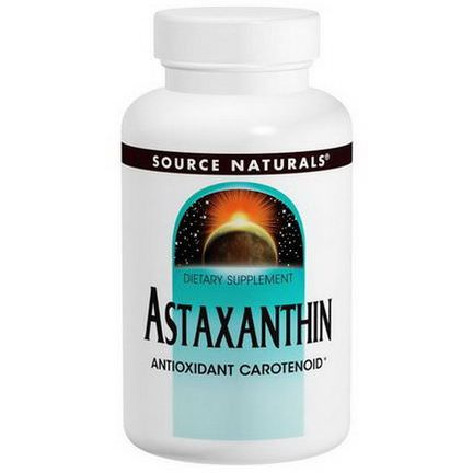 Source Naturals, Astaxanthin, 2mg, 30 Softgels