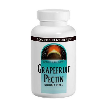 Source Naturals, Grapefruit Pectin Powder 453.6g