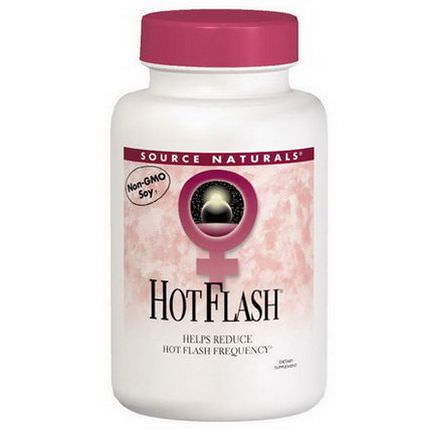 Source Naturals, Hot Flash, 180 Tablets