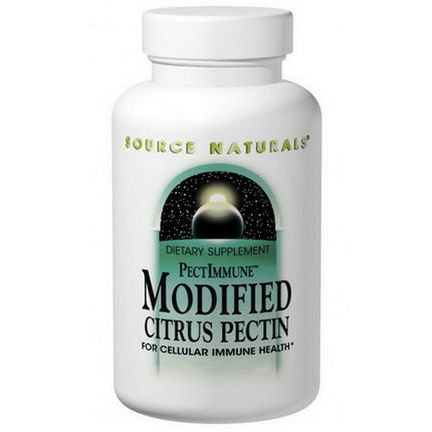 Source Naturals, PectImmune, Modified Citrus Pectin 200g