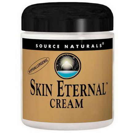Source Naturals, Skin Eternal Cream, For Sensitive Skin 113.4g