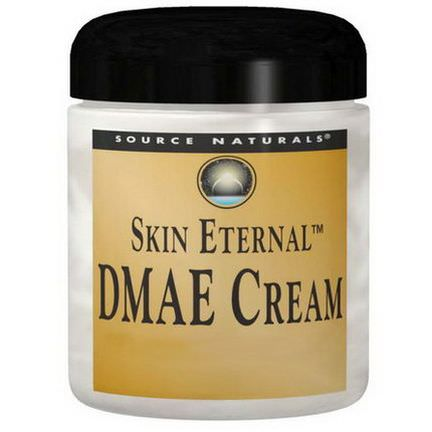 Source Naturals, Skin Eternal DMAE Cream 56.7g