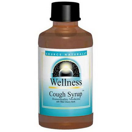 Source Naturals, Wellness, Cough Syrup 236ml