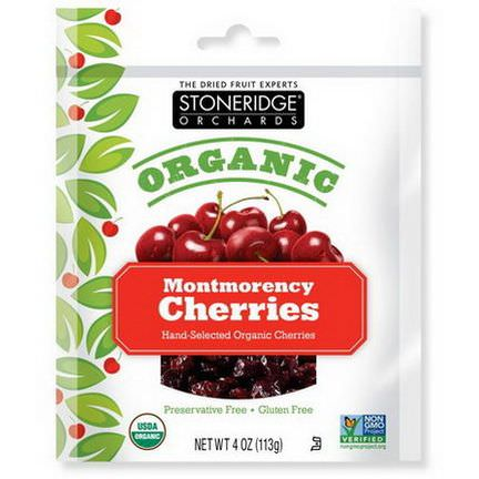 Stoneridge Orchards, Organic Montmorency Cherries 113g