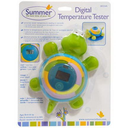 Summer Infant, Digital Temperature Tester