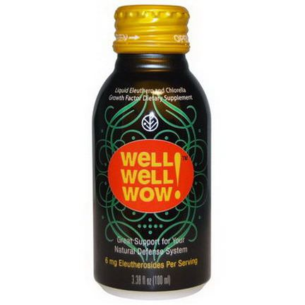 Sun Chlorella, Well Well Wow! 100ml