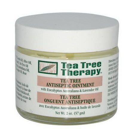 Tea Tree Therapy, Tea Tree Antiseptic Ointment 57g
