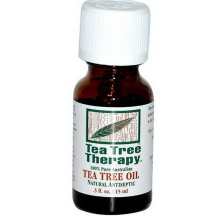 Tea Tree Therapy, Tea Tree Oil 15ml