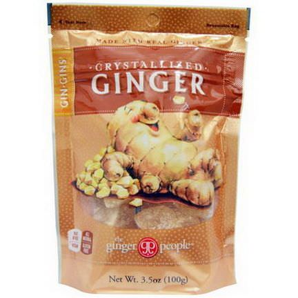 The Ginger People, Gin-Gins, Crystallized Ginger 100g